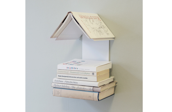 Reader's Nest :  shelf