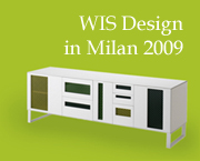 Check out WIS Design at the Milan Fair 2009