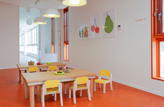 Nursery school in Tokyo - wisdesign.se - Furniture | Lighting ...