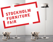 Launch of the Dot Lamp at Stockholm Furniture Fair